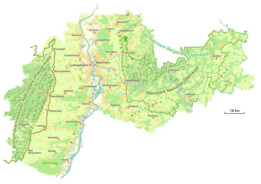 karte-rheinneckar